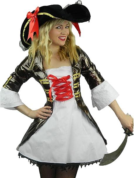 Yummy Bee Disfraz Pirata Capitán Seductor Fiesta de Disfraces ...