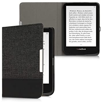 Cases, Covers, Keyboard Folios Hülle Für Pocketbook Touch Lux 4 Basic Lux 2 Touch Hd 3 Filz Ereader Case