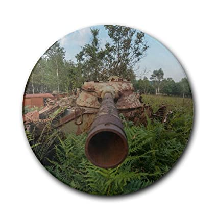 Amazon.com: Fasdsdscvsd Wreck Tank Plants Old Military ...