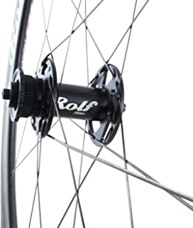 product image for Rolf Prima Ares6 Carbon Clincher Disc 12mm Center Lock Front Wheel