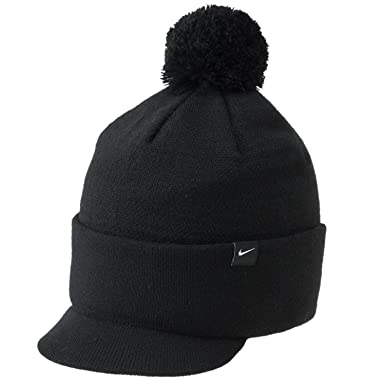 Image Unavailable. Image not available for. Colour  Nike Golf 2013 Women s  Pom-Pom Knit Beanie Hat - One Size Fits Most - c8088406ac21