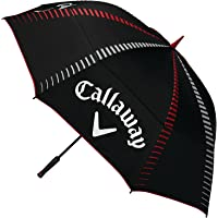 "Callaway 2018 Tour Authentic Performance 68"" Double Canopy Auto Mens Golf Umbrella"