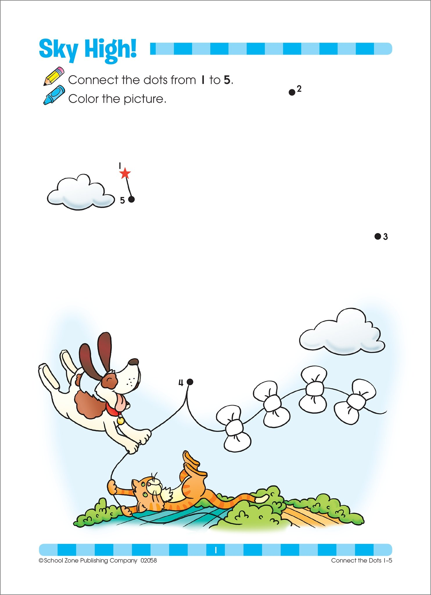 preschool workbooks 32 pages connect the dots get ready books