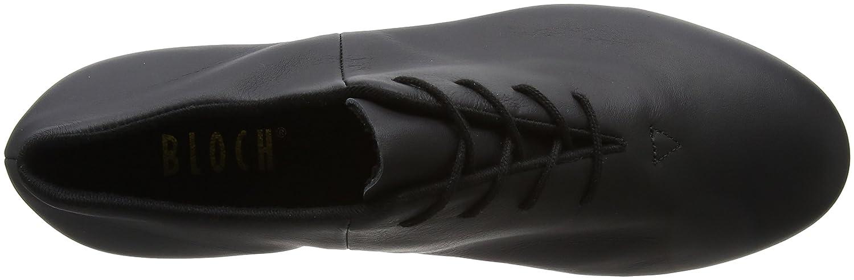 Bloch Womens Tap Flex Ballroom Dance Shoes