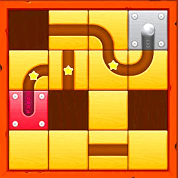 Amazon com: Slide Puzzle: Unblock the Rolling Ball: Appstore