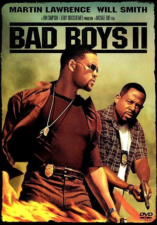 Amazon.com: Zvaigznite Bad Boys II Movie Poster 18'' X 28 ...