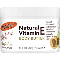 Palmer's Natural Vitamin E Body Butter | 7.25 Ounce