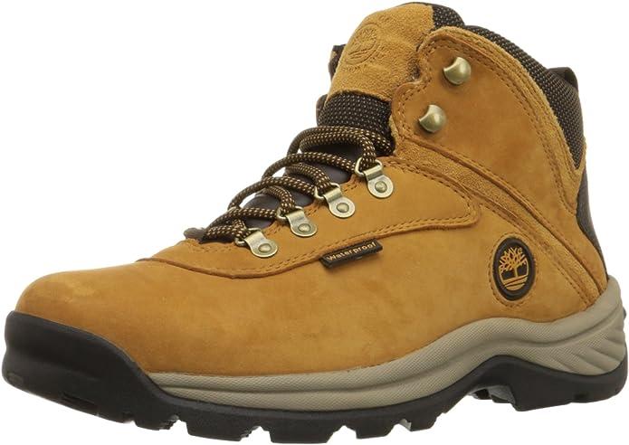 Timberland天木兰户外防水黄靴