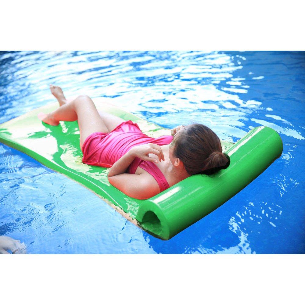 Amazon.com: Cojín de espuma flotador de piscina ...