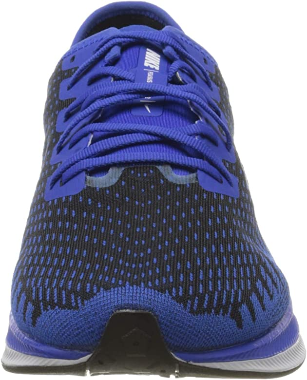 Nike Zoom Pegasus Turbo 2, Zapatillas de Running para Hombre, Azul (Racer Blue/White/Black 400), 42 EU: Amazon.es: Zapatos y complementos
