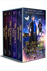 The Adventures of Maggie Parker Complete Box Set: The Magic Compass, The Gnome's Magic, The Elemental's Magic, The Magic Quest Kindle Edition
