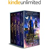The Adventures of Maggie Parker Complete Box Set: The Magic Compass, The Gnome's Magic, The Elemental's Magic, The Magic Ques