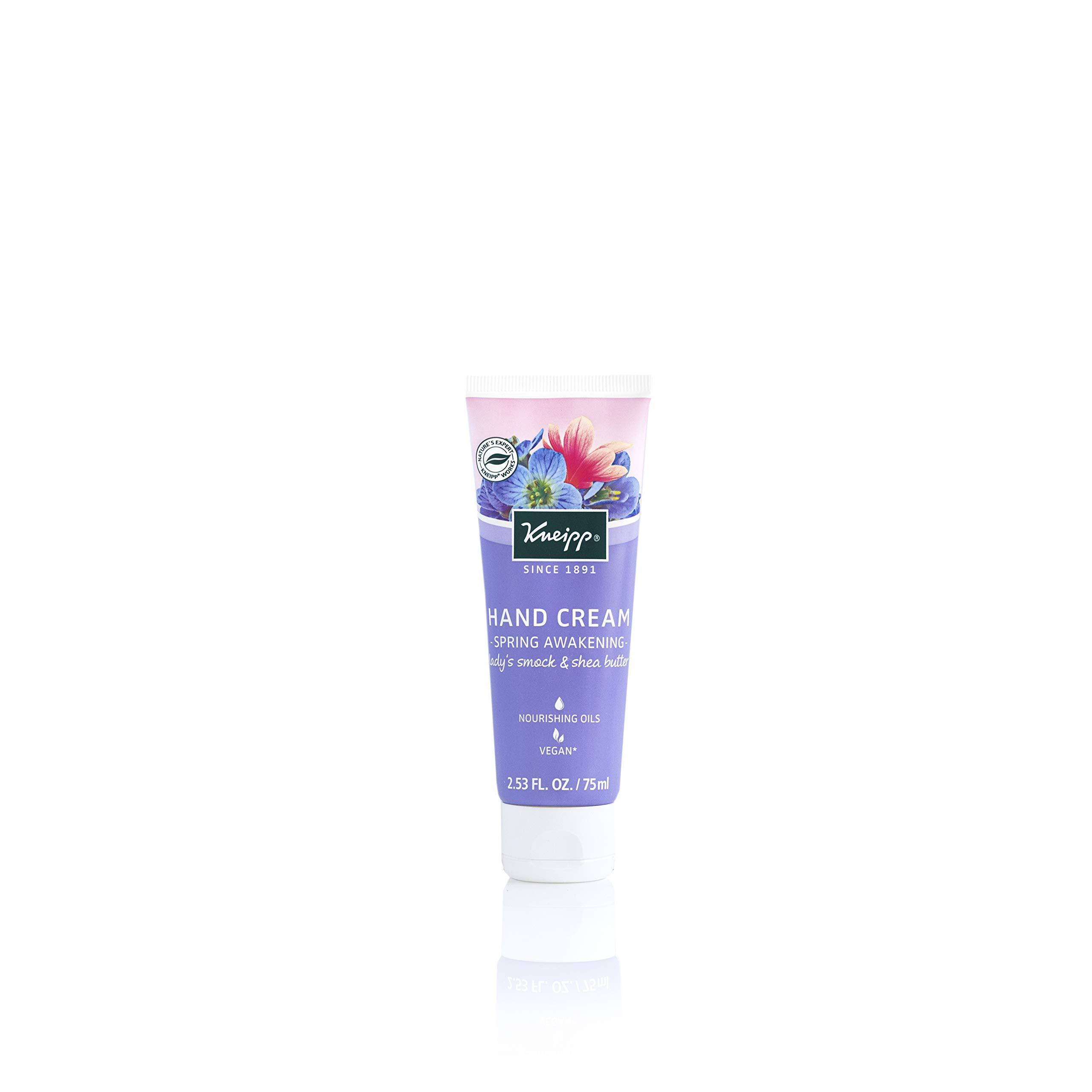 Kneipp Hand Cream, Lady's Smock & Shea Butter - 2.53 fl. Oz.