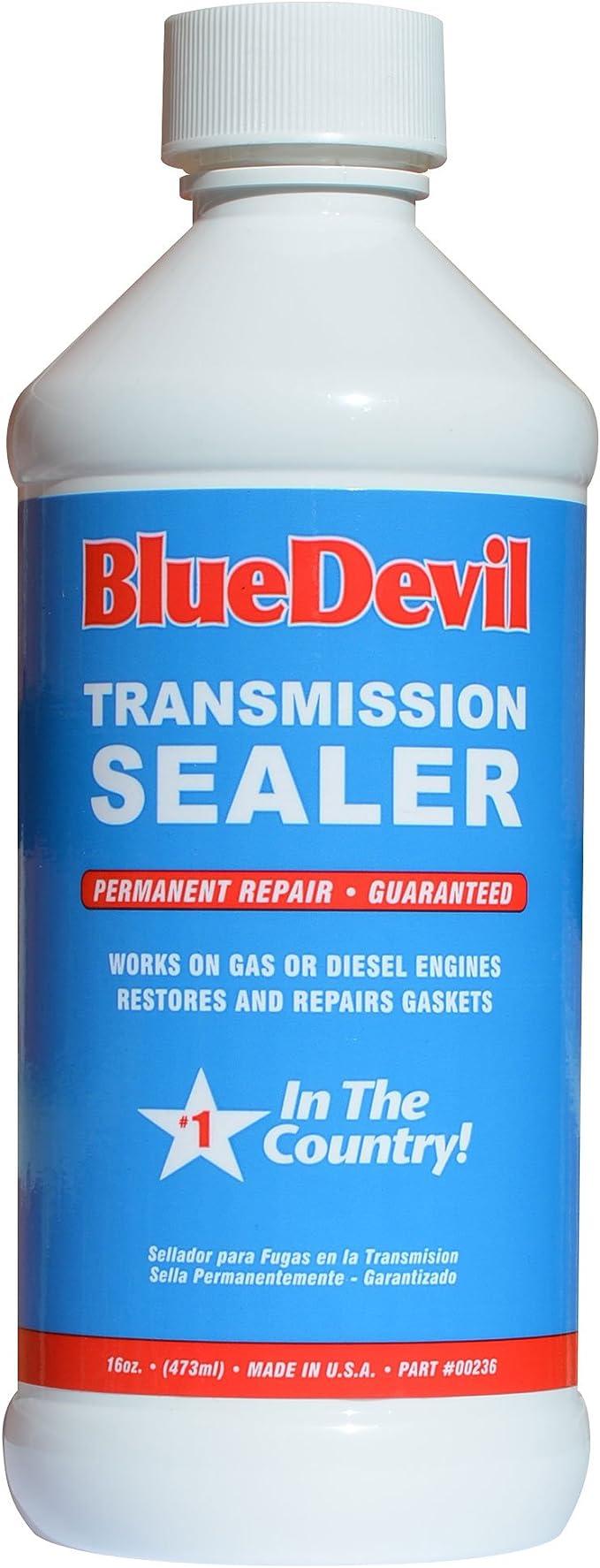 Amazon Com Bluedevil Transmission Sealer Automotive