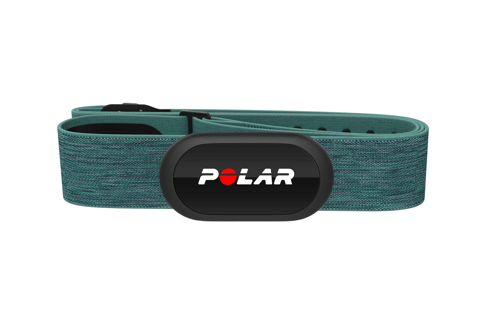 Polar H10 Heart Rate Monitor, Bluetooth HRM Chest Strap - iPhone & Android Compatible, Turquoise
