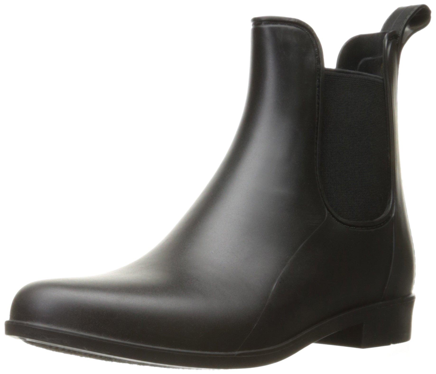 Sam Edelman Women's Tinsley Rain Boot, Black Matte, 8 M US by Sam Edelman