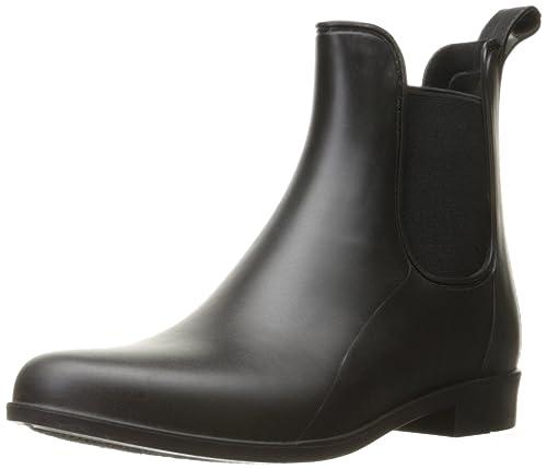 c339708023463d Sam Edelman Women s Tinsley Rain Boot Black  Amazon.co.uk  Shoes   Bags