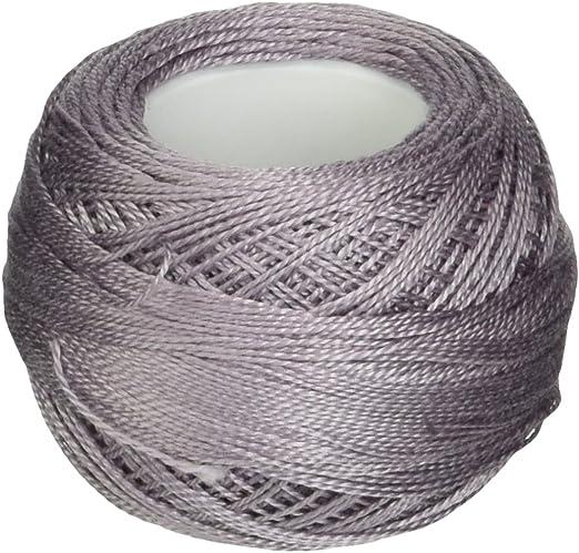 DMC 116 12 – 3042 Pearl Bolas de Hilo de algodón, luz, Color ...