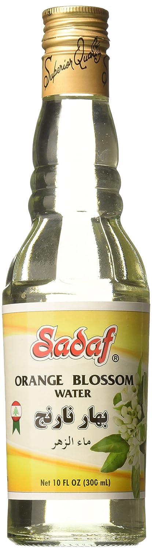 Sadaf Orange Blossom Water, 10 fl. oz
