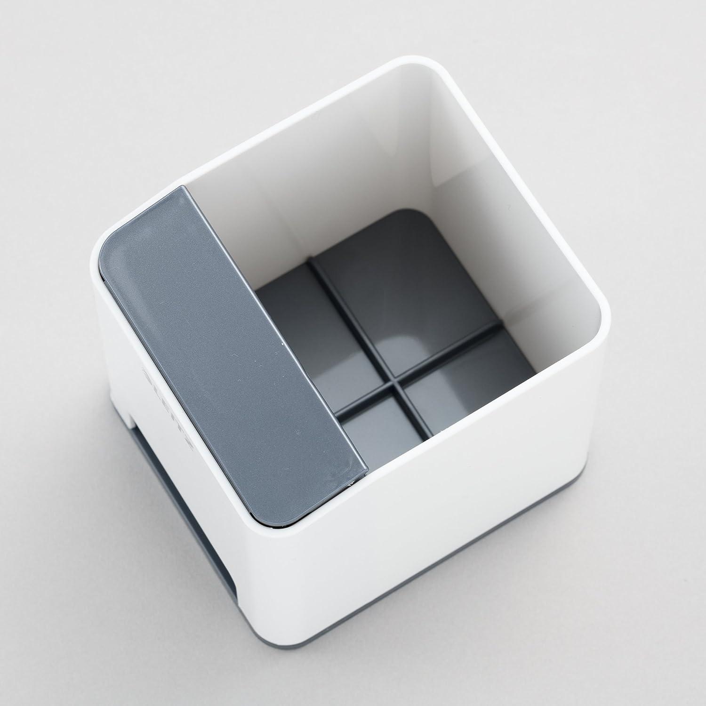 Leitz Cubilete Sound Blanco//Rosa metalizado Amplificador de sonido para tel/éfono WOW 53631023