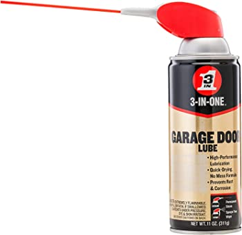 3-In-One Professional Garage Door Lubricant 11 Oz