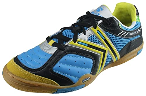 6c87848a81d Kelme Michelin Star 360 Indoor Soccer Shoes 7.5 D(M) US Turquoise   Amazon.ca  Shoes   Handbags