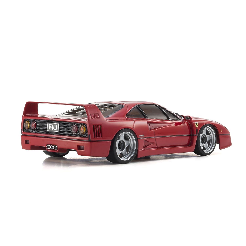 Kyosho Mini-Z MZP340R Ferrari F40 Red Version Body 1//27 #NEW