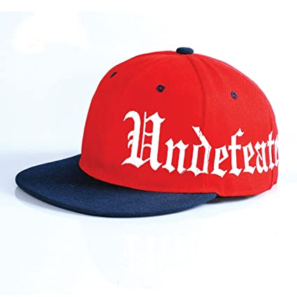 Amazon.com : Win Cap : Fashion Hip Hop Snapback Cap Rock Star Casquette Unkut Casual Gorras Planas Adjustable Hats - Red : Everything Else