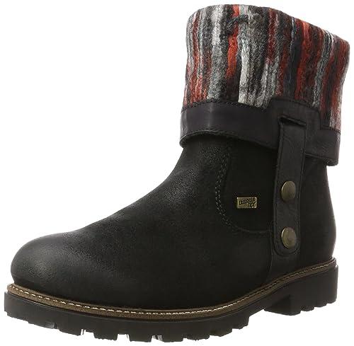 Ski Lift D7480, Bottes Moto Pour Femmes: Amazon.fr: Chaussures Y