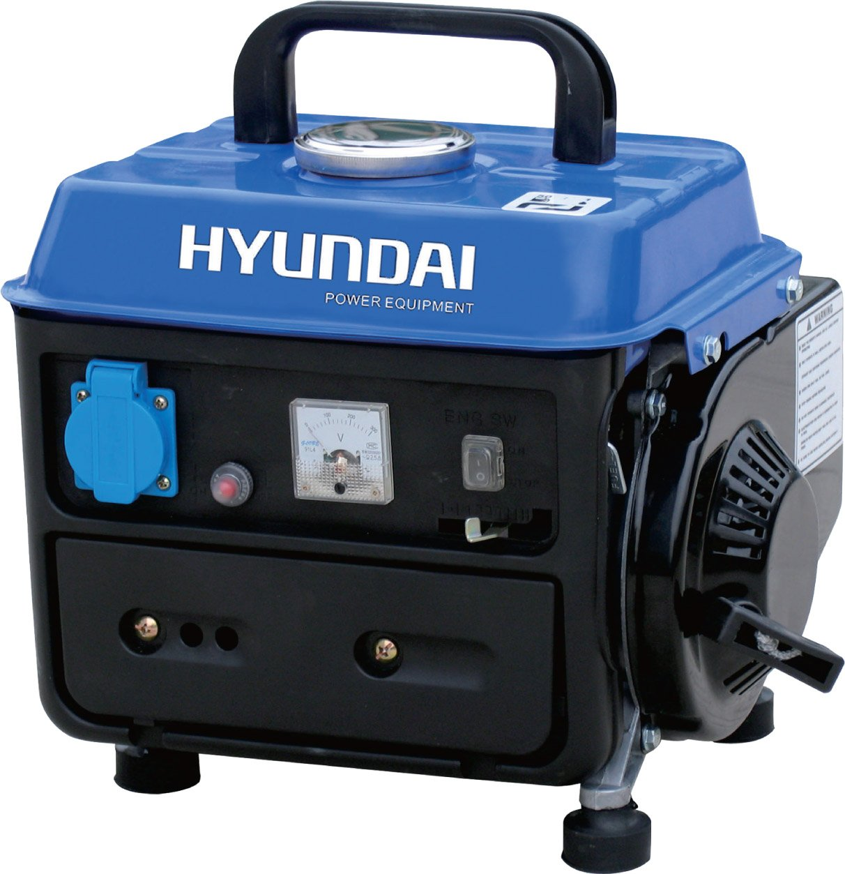 Hyundai HG 800-3 Stromerzeuger 650/720 W