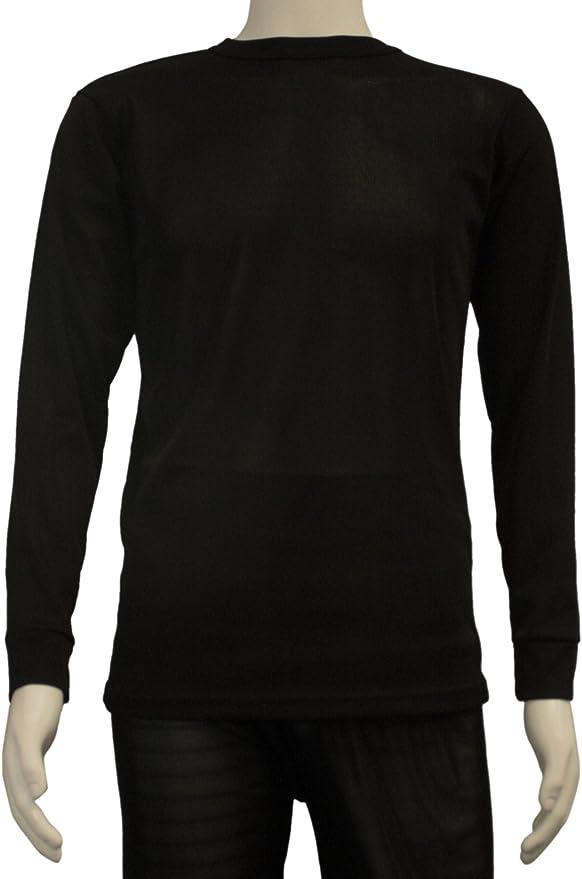 Base Layer Shirt Women/'s Thermal Underwear Made in USA Kenyon Polypro Medium New