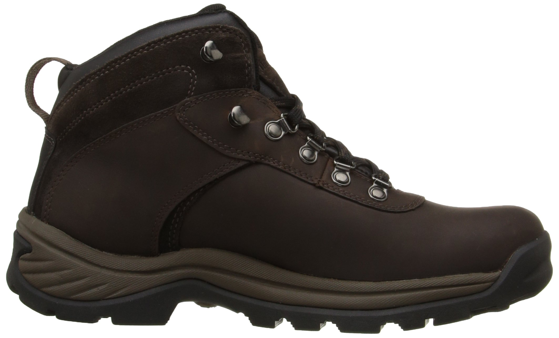Timberland Men's Flume Waterproof Boot,Dark Brown,13 M US by Timberland (Image #7)