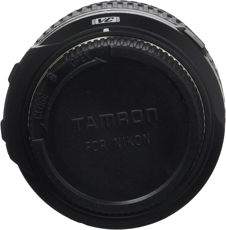 Tamron Objetivos 18-270mm F/3,5-6,3 Di II VC PZD, negro: Tamron ...