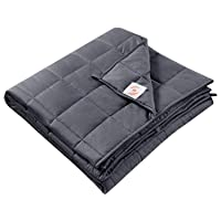 Deals on Maple Down Adults Weighted Blanket with Oeko TEX Queen