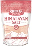 Sherpa Pink Gourmet Himalayan Salt, 5 lbs Fine Grain. Incredible Taste. Rich in Nutrients and Minerals To Improve Your Health