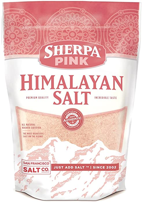 Top 8 Tibetan Salt Food