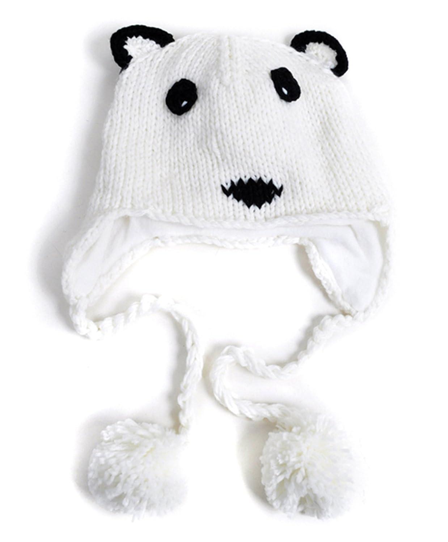 'Hat-imals' Plush Knit Animal Winter Hats (Collection 3)