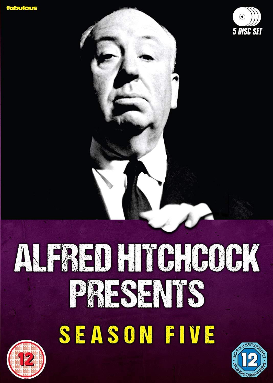 Alfred Hitchcock Presents - Season Five (5 disc box set) [DVD] [Reino Unido]