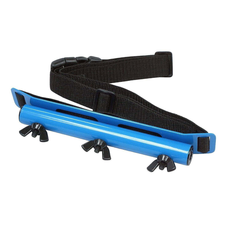 Anderson minelab Excalibur Azul Kit de montaje de cadera con ajustable Cintura Cinturón: Amazon.es: Jardín