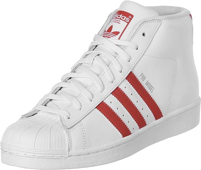 adidas Courtvantage Chaussures Montantes pour Homme Blanc