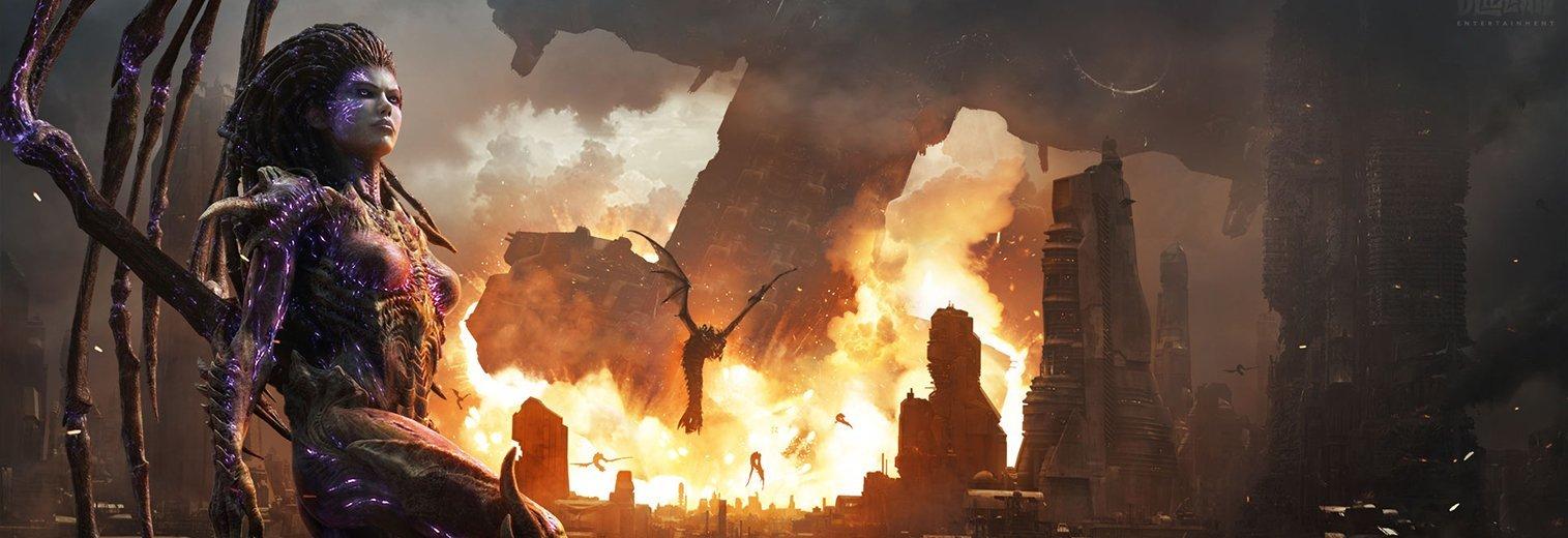 Starcraft II: Battle Chest - PC/Mac by Blizzard Entertainment (Image #1)
