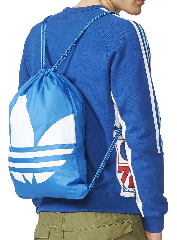 Adidas Gymsack Trefoil Sac Bleu/Blanc