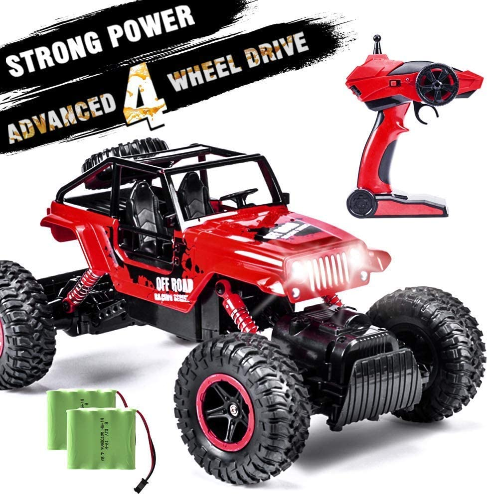 INGQU RC 4WD Off-Road Monster Truck