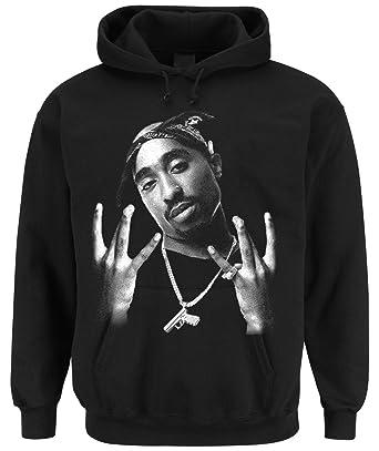 Tupac Westcoast Hoodie Certified Freak