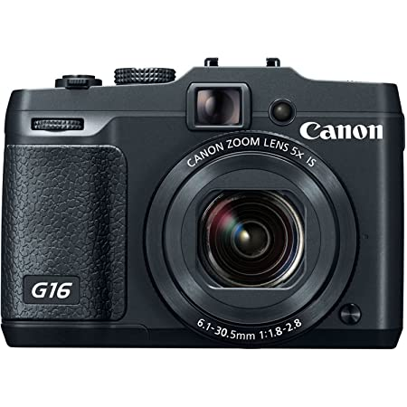 Review Canon PowerShot G16 12.1