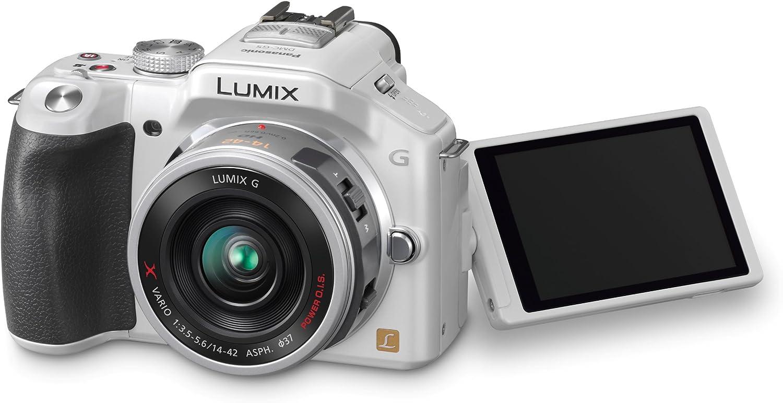 Panasonic DMC-G5X - Cámara Digital (16.05 MP, Bridge, Live Mos, 14 ...