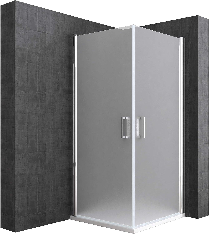 Cabina de ducha ravenna22 en diferentes tamaños y tipos de cristal: Amazon.es: Bricolaje y herramientas