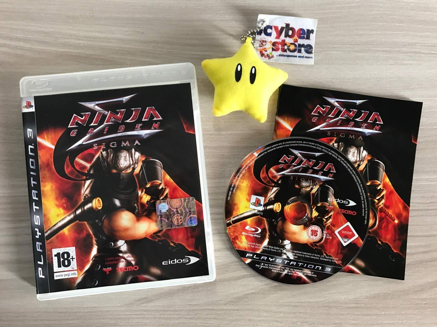 Amazon.com: PS3 - Ninja Gaiden Sigma - [PAL EU - NO NTSC ...