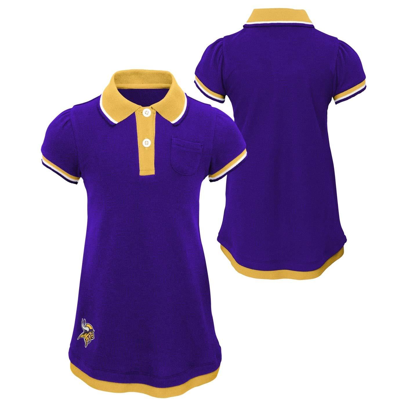 Amazon Outerstuff Minnesota Vikings Nfl Lil Cheer Coach