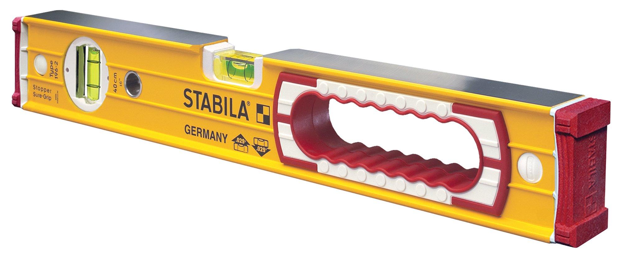 Stabila 37416 Heavy Duty Type 196 16'' Level by Stabila